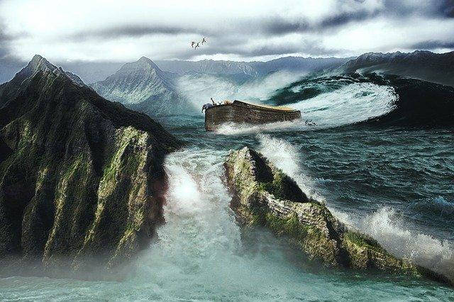 Comment Noé a t'il pu faire entrer les animaux dans l'Arche et s'occuper d'eux ?