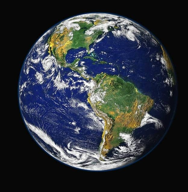 La Terre est elle Ronde ou Plate selon la Bible ? Et le Firmament est il un dôme solide ?