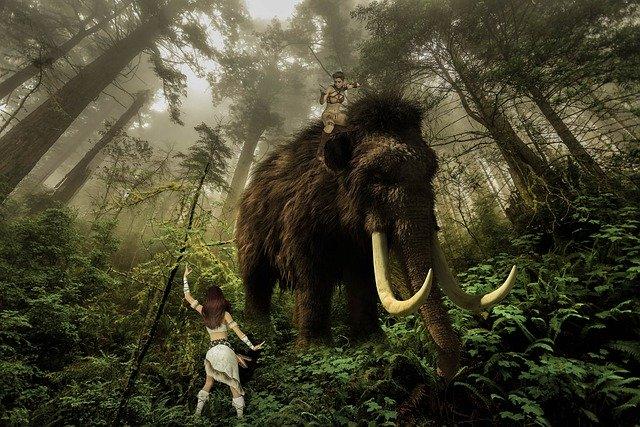 La disparition des mammouths dans la perspective biblique