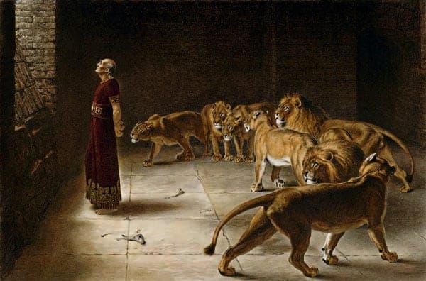 Pourquoi le Livre de Daniel est il écrit en 2 langues (araméen et hébreu) ?