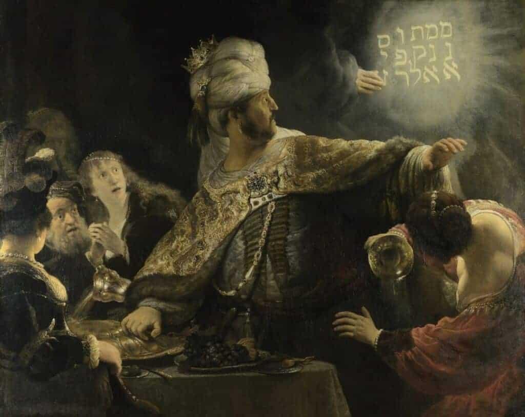 Belschatzar était il le fils de Nebucadnetsar ou de Nabonide ? Daniel a t'il commis une erreur ?