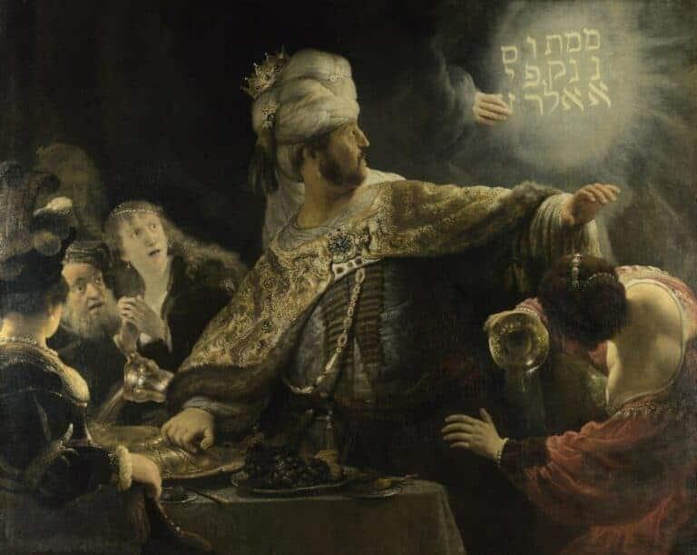 Belschatzar était-il le fils de Nebucadnetsar ou de Nabonide ? Daniel a-t-il commis une erreur ?