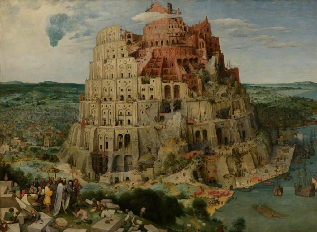 L'Archéologie, la Tour de Babel et la Confusion des Langues