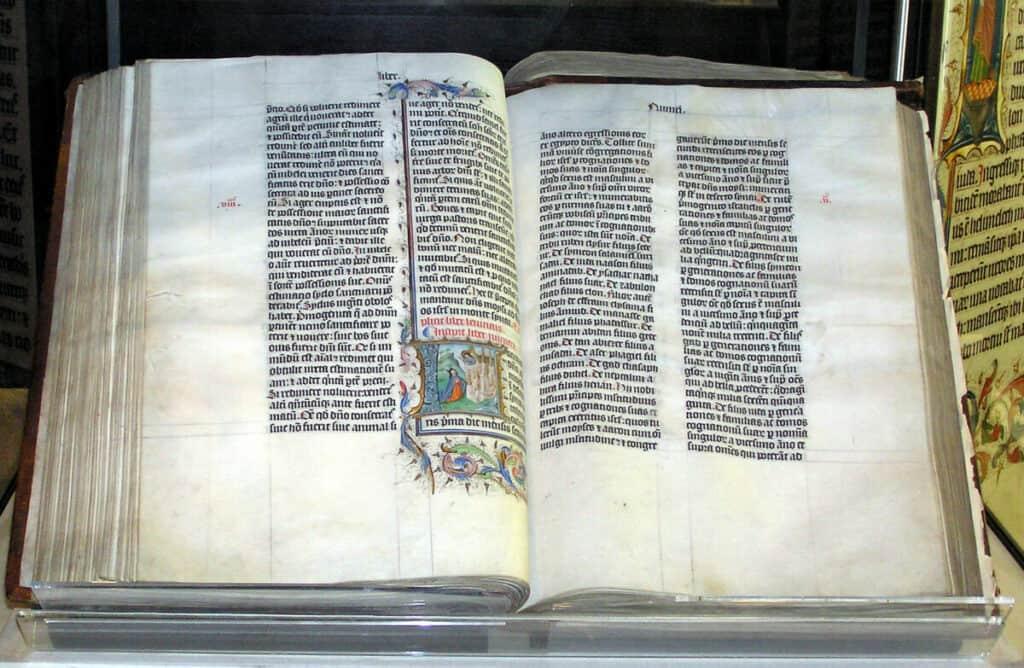 Origines et Anciennetés de la Septante et du texte Massorétique