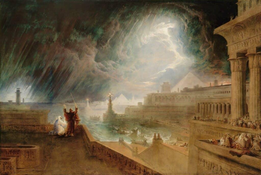 L'archéologie atteste t'elle les dix plaies d'Egypte du récit de l'Exode ?