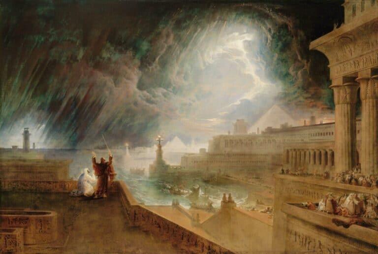 L'archéologie atteste-t-elle les Dix Plaies d'Egypte du Récit de l'Exode ?