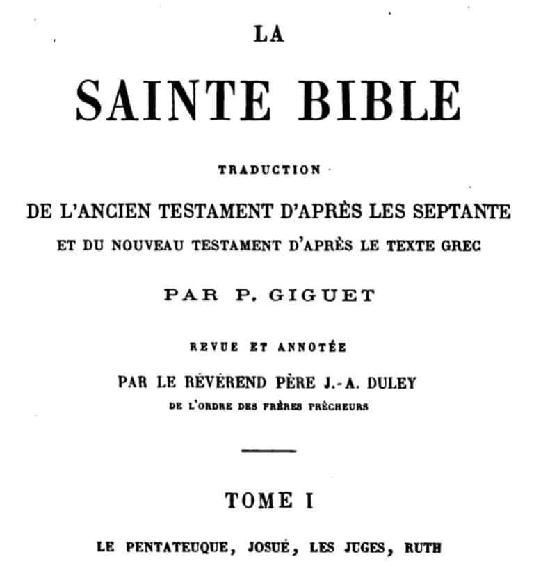 Quelle est la chronologie biblique la plus juste ? Celle du Texte Massorétique ou de la Septante ?