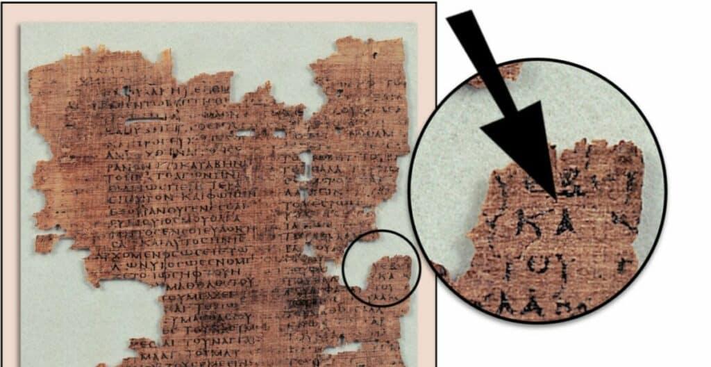 Y a-t-il une erreur dans Luc 3:36 avec la génération de Kaïnam ?