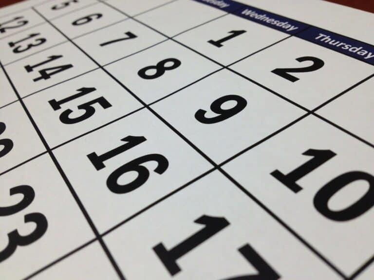 Quand a eu lieu le déluge biblique ? En quelle année ?