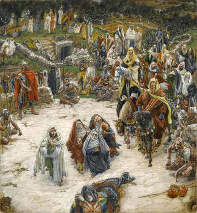 Le récit des derniers jours et de la crucifixion de Jésus
