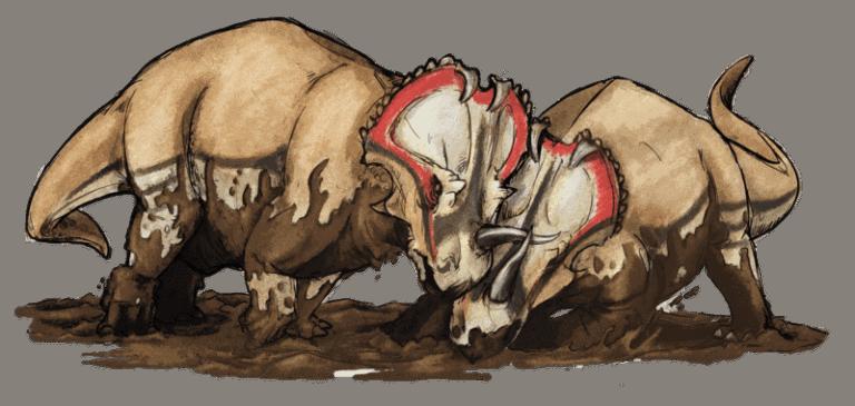 Le Déluge de Noé et la fin des Dinosaures