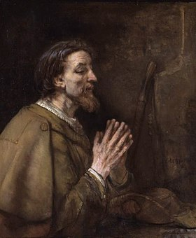 L'Apôtre Jacques par Rembrandt