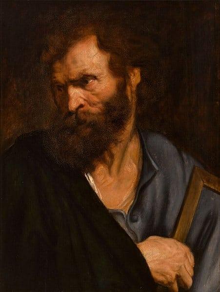 Jude représenté par Antoine Van Dyck