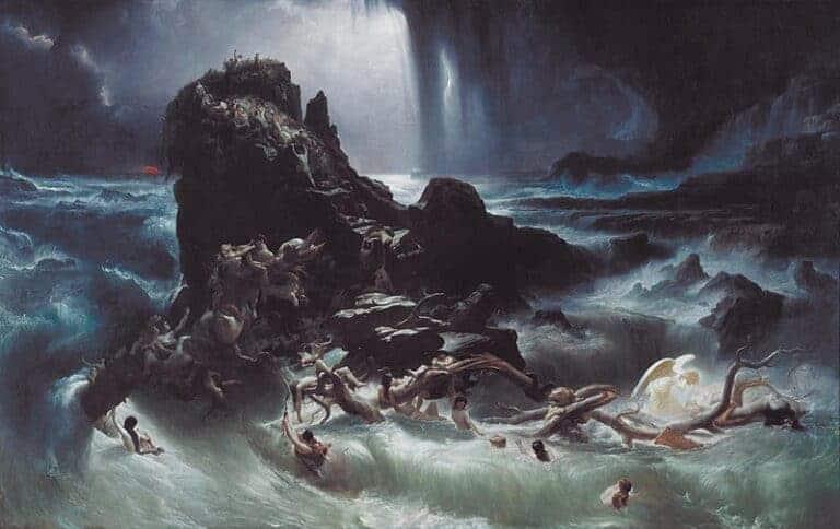 12 Preuves du Déluge Biblique de Noé