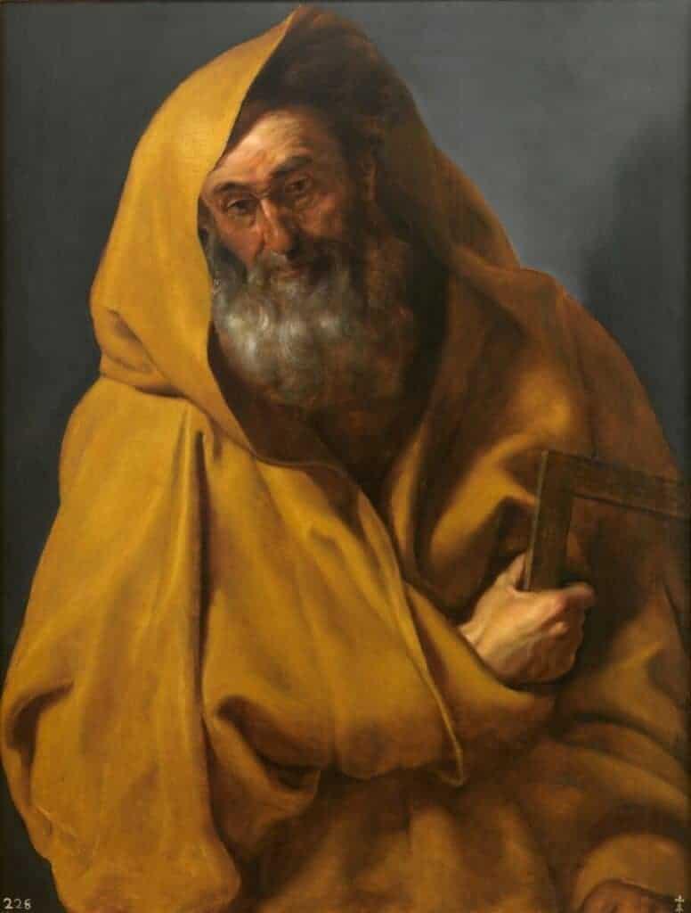 Jacques le Mineur par Peter Paul Rubens